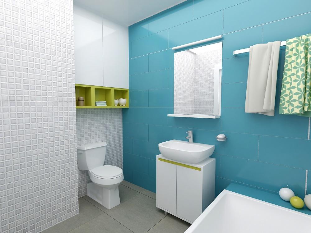 Modern bathrom